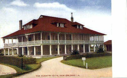 The Country Club - New Orleans, Louisiana LA Postcard