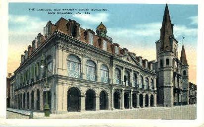 The Babildo - New Orleans, Louisiana LA Postcard