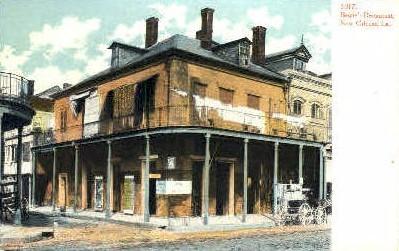 Begue's Restaurant - New Orleans, Louisiana LA Postcard