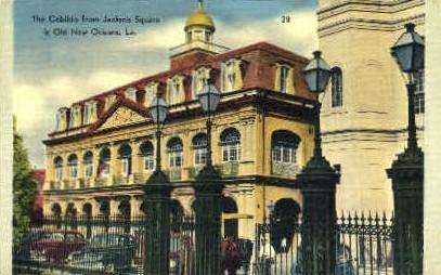 The Cabildo - New Orleans, Louisiana LA Postcard