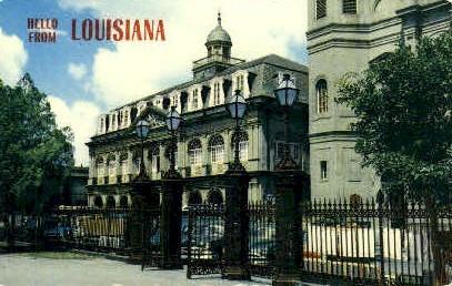 Cabildo - New Orleans, Louisiana LA Postcard