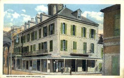 Napoleon House - New Orleans, Louisiana LA Postcard