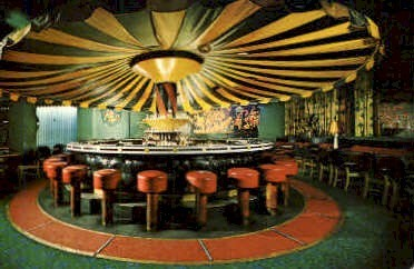 The Carousel - New Orleans, Louisiana LA Postcard