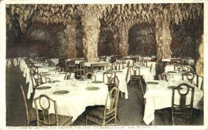 The Cave, Grunewald Hotel - New Orleans, Louisiana LA Postcard