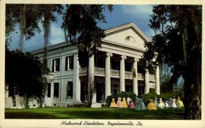 Madewood Plantation - Napoleonville, Louisiana LA Postcard