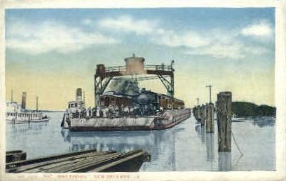 The Mastodon - New Orleans, Louisiana LA Postcard