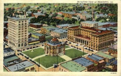Alexandria , Louisiana, LA Postcard