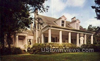 Asphodel plantation house - Jackson, Louisiana LA Postcard