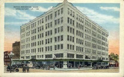 Ricou-Brewster Building  - Shreveport, Louisiana LA Postcard