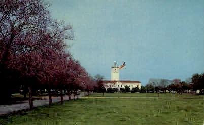 Barksdale Air Force Base - Shreveport, Louisiana LA Postcard