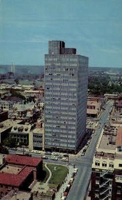 The Beck Building - Shreveport, Louisiana LA Postcard