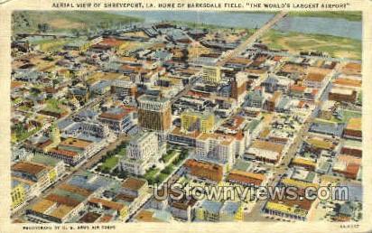 Barksdale field - Shreveport, Louisiana LA Postcard