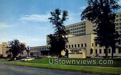 Confederate memorial hospital - Shreveport, Louisiana LA Postcard
