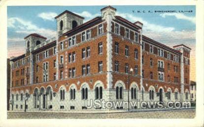 YMCA - Shreveport, Louisiana LA Postcard