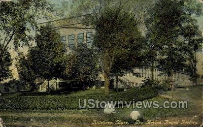 Horton Angell Factory - Attleboro, Massachusetts MA Postcard