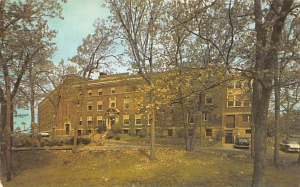Symmes Hospital Arlington, Massachusetts Postcard