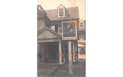 The Lord Jeffery Amherst, Massachusetts Postcard