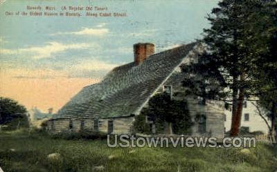 Beverly, Massachusetts, MA Postcard