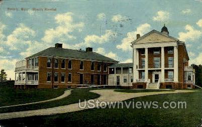 Beverly Hospital - Massachusetts MA Postcard