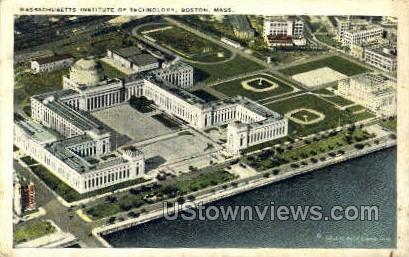 Mass Institute of Technology - Boston, Massachusetts MA Postcard
