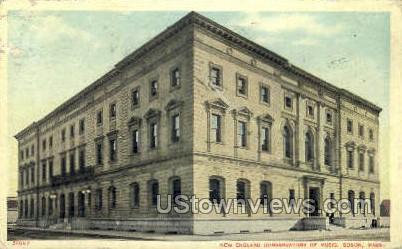 New England Conservatory of Music - Boston, Massachusetts MA Postcard