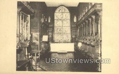 Isabella Stewart Gardner Museum - Boston, Massachusetts MA Postcard