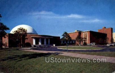 Museum of Science - Boston, Massachusetts MA Postcard