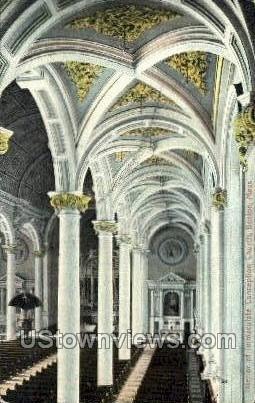 Immaculate Conception Church - Boston, Massachusetts MA Postcard
