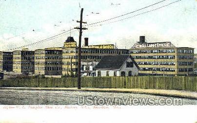W.L. Douglas Shoe Co. - Brockton, Massachusetts MA Postcard
