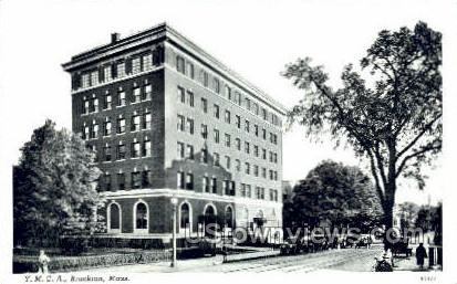 Y.M.C.A. Building - Brockton, Massachusetts MA Postcard