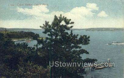 Cotuit Harbor - Massachusetts MA Postcard