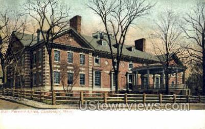 Harvard Union - Cambridge, Massachusetts MA Postcard