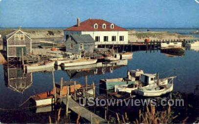 Menemsha - Cambridge, Massachusetts MA Postcard