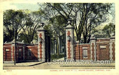 Class of 77, Harvard College - Cambridge, Massachusetts MA Postcard