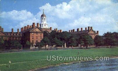 Dunster House, Harvard University - Cambridge, Massachusetts MA Postcard