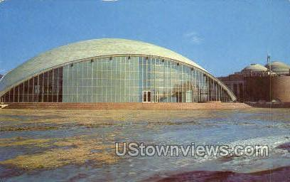 Kresge Auditorium, M.I.T. - Cambridge, Massachusetts MA Postcard