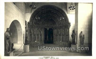 Germanic Museum - Cambridge, Massachusetts MA Postcard