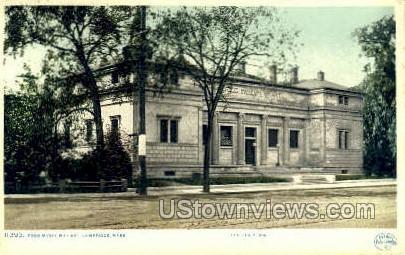 Museum of Art - Cambridge, Massachusetts MA Postcard