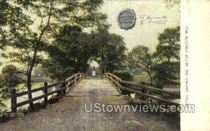 Battle Ground - Concord, Massachusetts MA Postcard