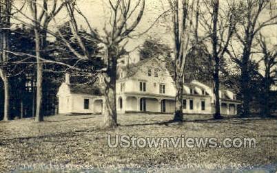 Bryant's Homestead - Cummington, Massachusetts MA Postcard