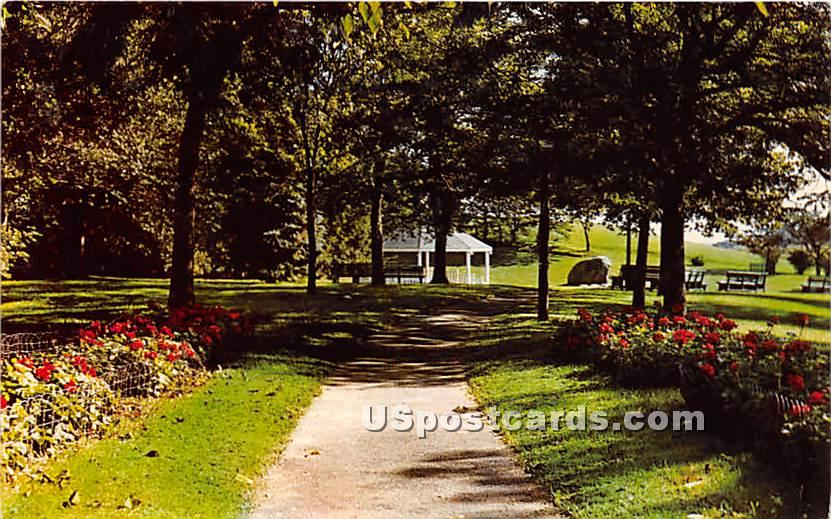 Kate Gould Park - Chatham, Massachusetts MA Postcard