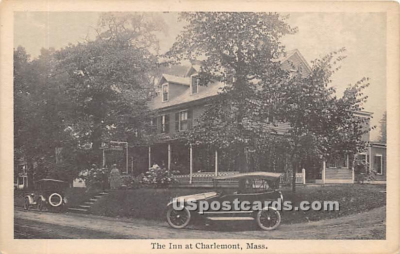 The Inn - Charlemont, Massachusetts MA Postcard