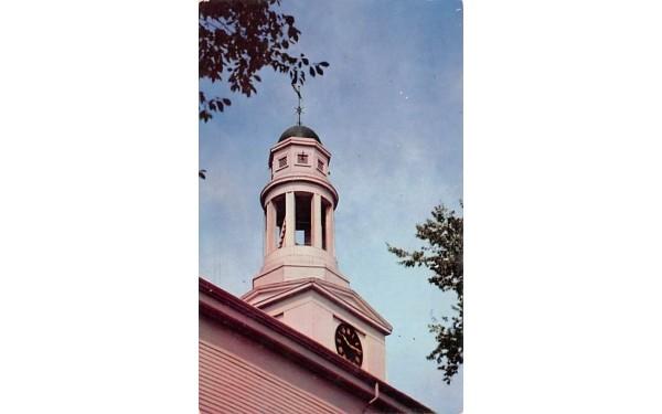 Old Sloop Cape Ann, Massachusetts Postcard