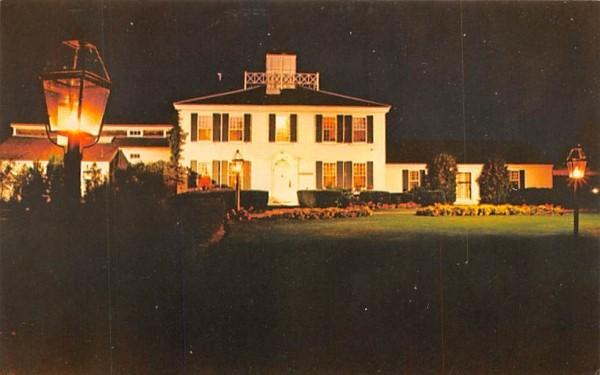 Wequassett Inn Chatham, Massachusetts Postcard