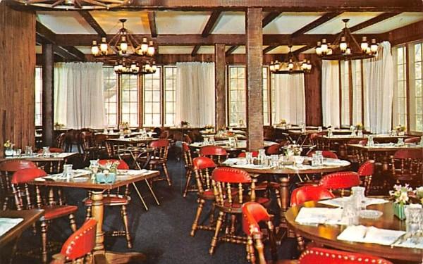 Wayside Inn Grist Mill Chatham, Massachusetts Postcard