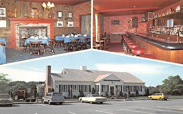 Northport Restaurant Chatham, Massachusetts Postcard