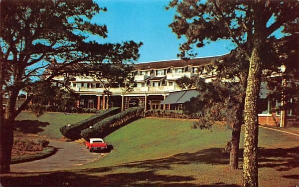 Chatham Bars Inn Massachusetts Postcard