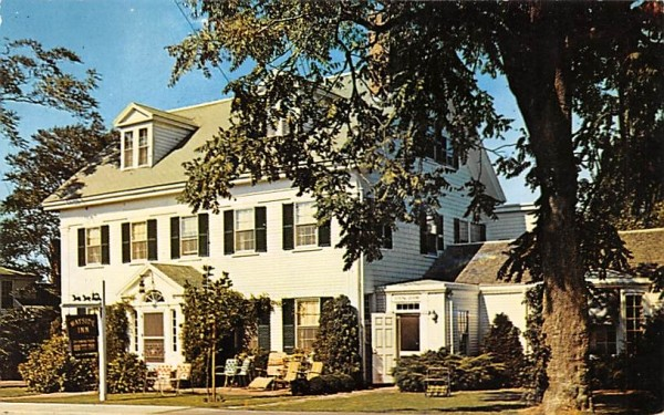 Wayside Inn Chatham, Massachusetts Postcard
