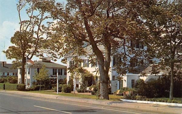 Wayside Inn & Annex Chatham, Massachusetts Postcard