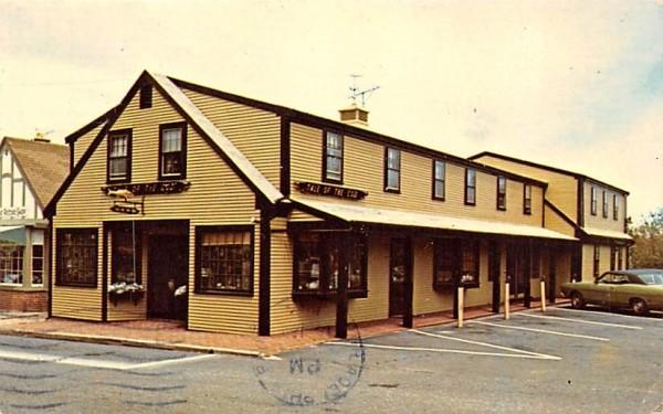 Tale of the Cod Chatham, Massachusetts Postcard